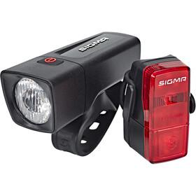 SIGMA SPORT Aura 25 / Cubic zestaw oświetlenia rowerowego